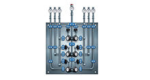 Gas supply and control systems