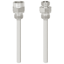 Screw-in thermowell (fabricated)